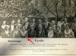 These were our teachers.